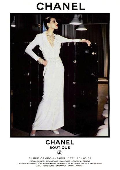 Vintage-Chanel-Campaigns-Ines-de-la-Fressange-Chanel-Ads-1980s-01
