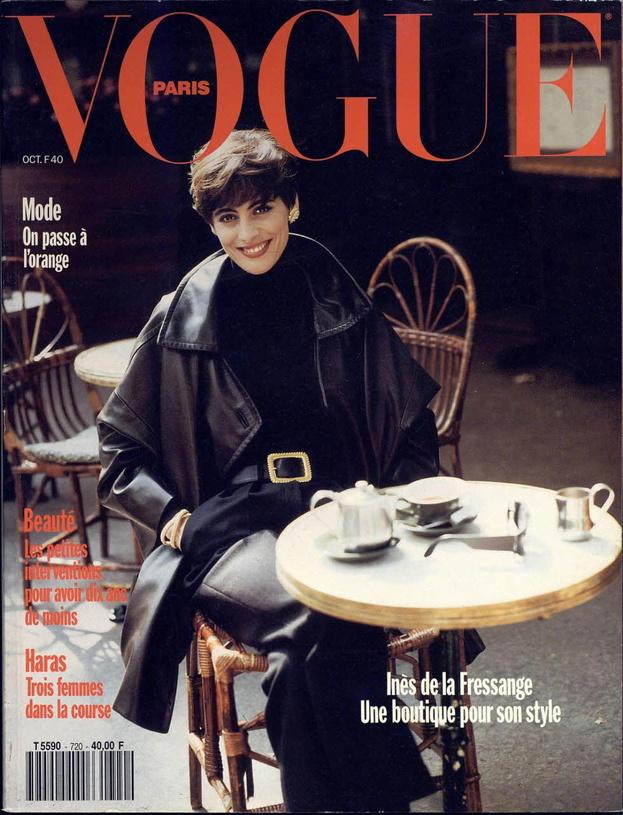 Vogue Paris 1991